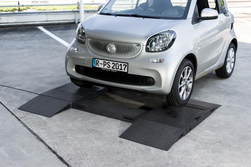 Der neue Standard für die berührungslose Reifenprofiltiefenmessung.