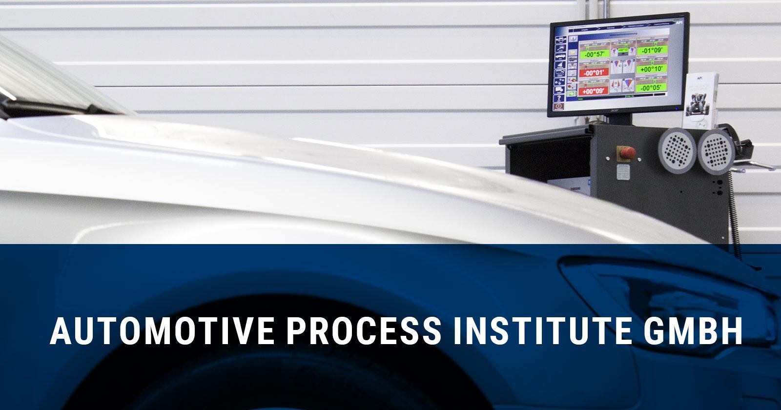 APi - Automotive Process Institute GmbH