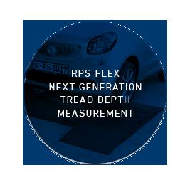 Next generation tread depth measurement with APi